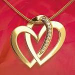 smycken alla hjärtans dag