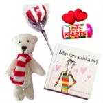 teddy min tjej alla hjärtans dag present
