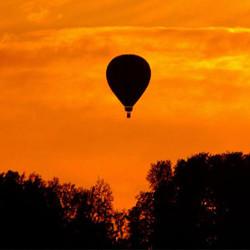 luftballong alla hjärtans dag present 2015