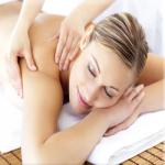 Massage alla hjärtans dag gåva