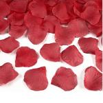 rosenblad till alla hjärtans dag